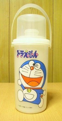 シルバー【ドラえもん | プラスチック水筒】