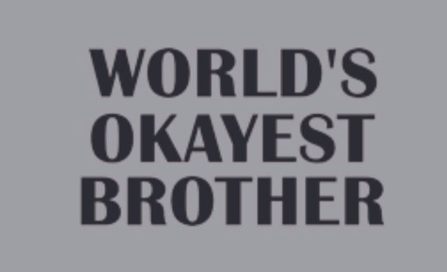 """""""You are the world's okayest brother"""" """"Thanks Tink, that makes me feel so much better"""" """"I try, Jan, i try"""" (Chapter 28)"""