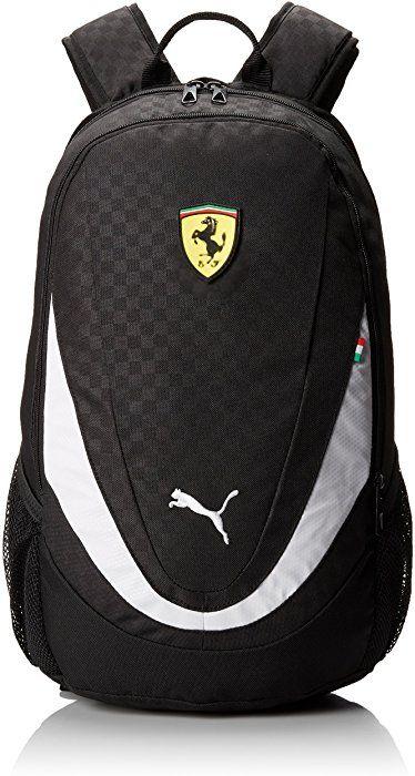 a9f5e69927 Amazon.com  PUMA Men s Ferrari Replica Backpack
