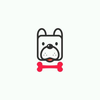Dog Logo | Logo Design Gallery Inspiration | LogoMix