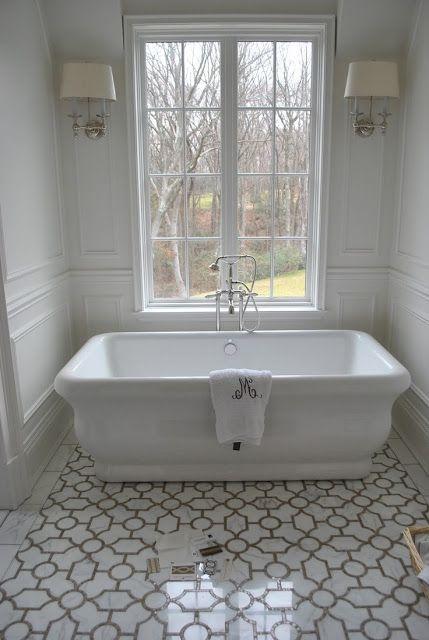 little black door: best of pinterest - bathrooms