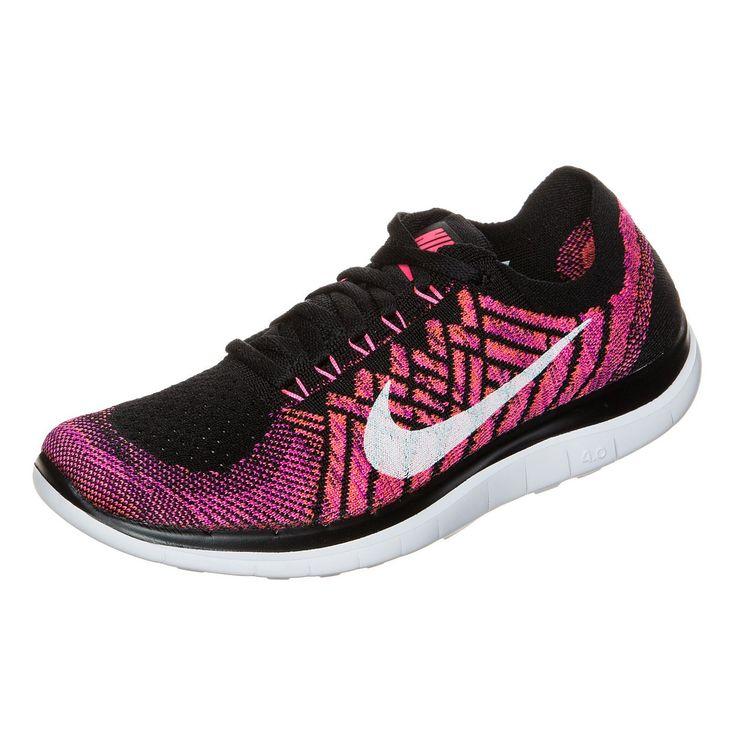 Fonctionnement Damen Lila Nike Free 5.0 Blau