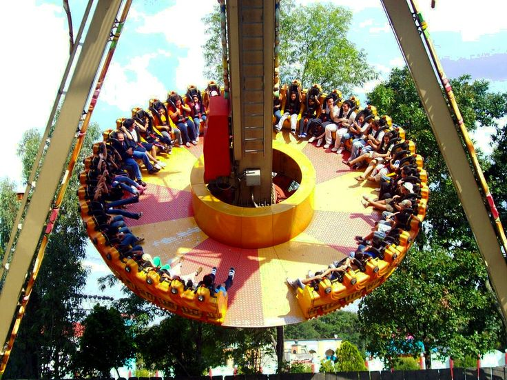 six flags | Parques de Diversões: Six Flags México