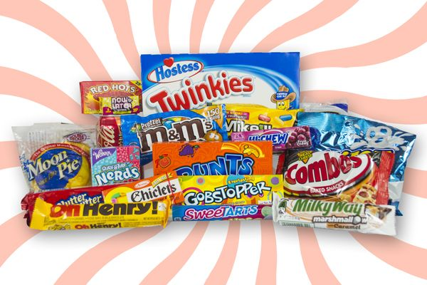 American Candy Subscription Taffy Mail Extra