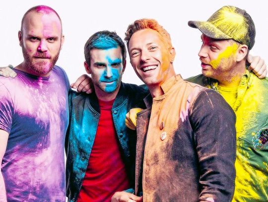 coldplay hymn for the weekend перевод