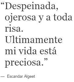 Escandar Algeet.