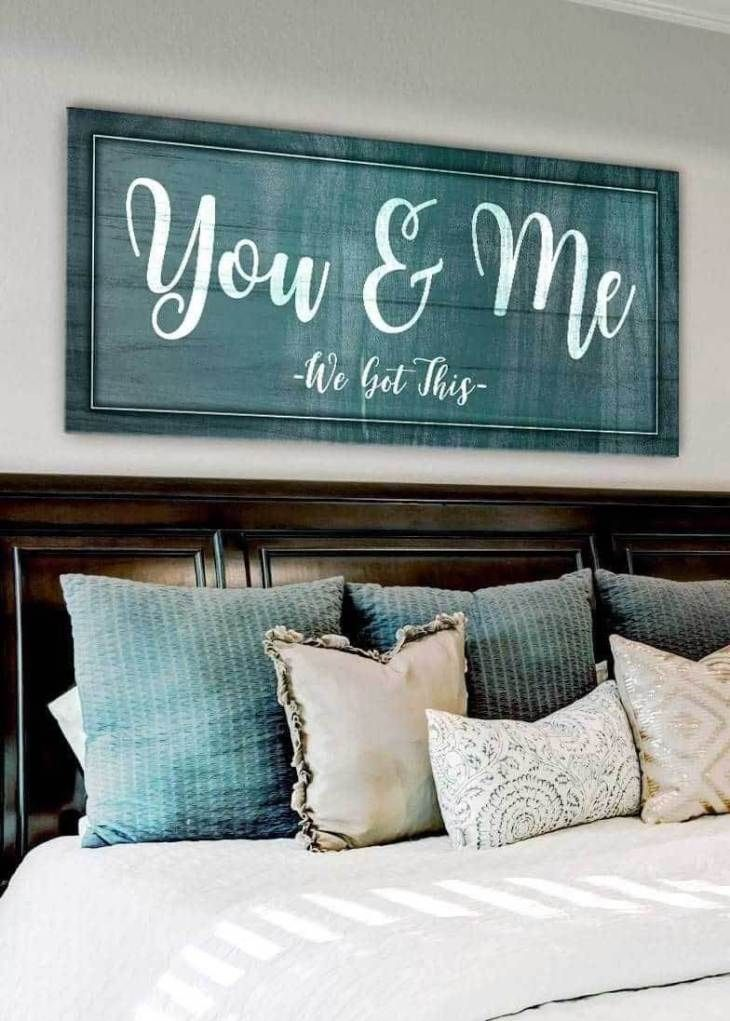 Romantic Couple Art & Decor | Bedroom decor for couples ...