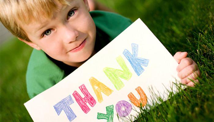 How Can I Teach My Kids Gratitude?