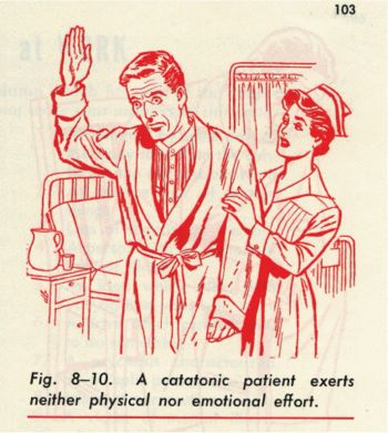 vintage health textbook