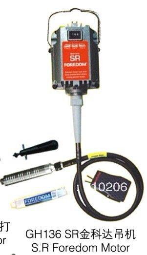 Jewelry Tools Foredom SR flexshaft machine, dental laboratory equipment