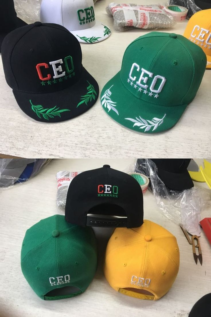 Custom baseball hats with client inquiry logo on the mesh hats and embroidery logo on the baseball hats