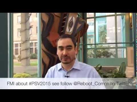 A series of short video interviews with speakers and delegates at the 16th Annual Privacy and Security Conference in Victoria, BC. FMI about #PSV2015 see http://j.mp/PSV2015. I covered the event for the organizers, RebootCommunications.com