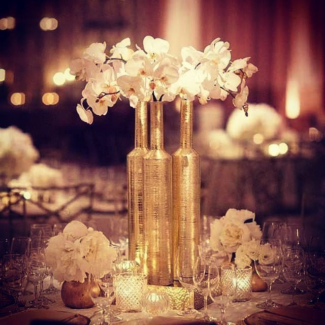 Wedding guest table inspiration!