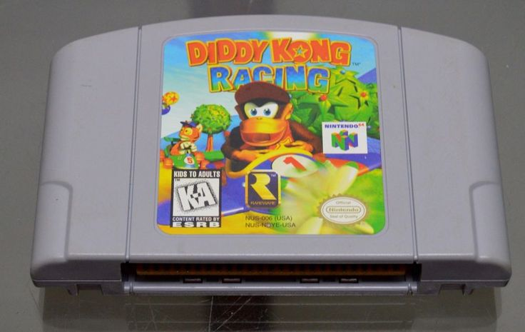 Diddy Kong Racing (Nintendo 64, 1997)