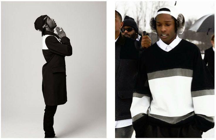 Law of Taste: Hip hop fashion / Moda u hip hopu A$AP Rocky
