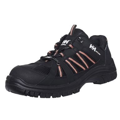 Helly Hansen 78201 Kollen Safety Shoes are lightweight protective footwear with a casual style to offer practicality and appeal.  They feature breathable and water resistant uppers, plus a breathable mesh lining inside to keep your feet cool.