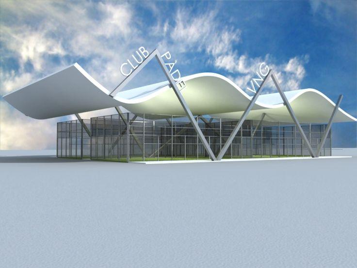Club de Padel VNG, Vilanova i la Geltru / AMSA Arquitectura