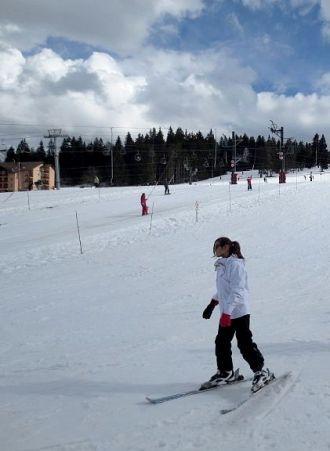 Les #Rousses : une #station de #ski écolo dans le Jura