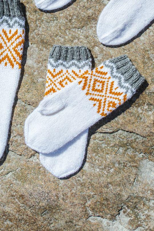 Kirjoneulelapaset Novita Alpaca Wool ja 7 Veljestä   Novita knits