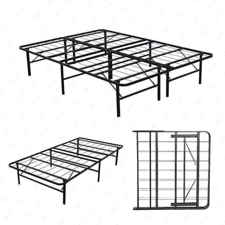 25 best ideas about metal bed frame queen on pinterest for Cheap metal twin bed frame