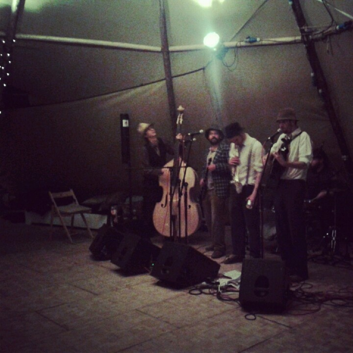 Live swing music @ eat.drink.bristol.fashion