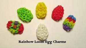 Easter loom rubber bands