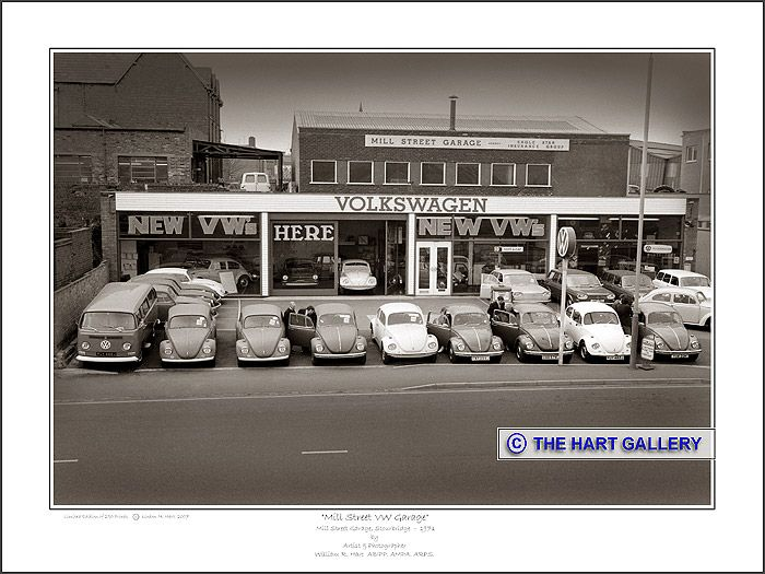 Old VW Dealer