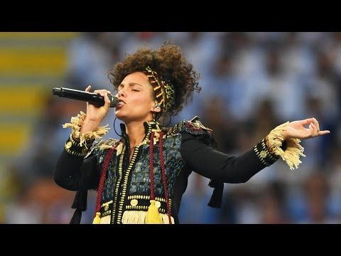 Alicia Keys performance at opening UEFA Milano Champions League 2016 - http://tickets.fifanz2015.com/alicia-keys-performance-at-opening-uefa-milano-champions-league-2016/ #UCLFinal
