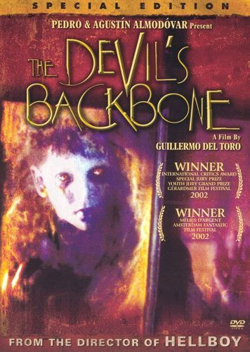 The Devil's Backbone [Special Edition] [DVD] [2001]