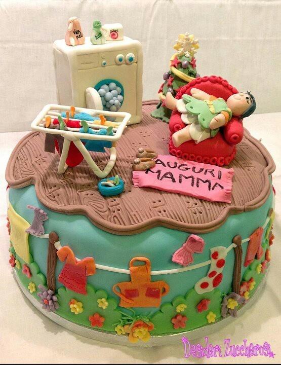 Housework Cake.