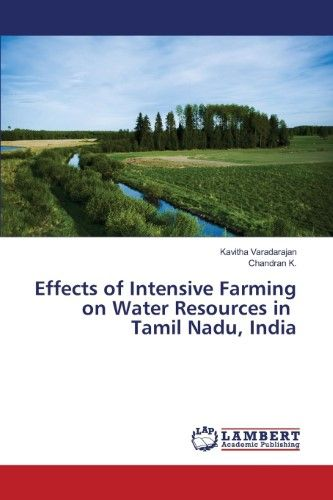 Effects of Intensive Farming on Water Resources in Tamil Nadu, India