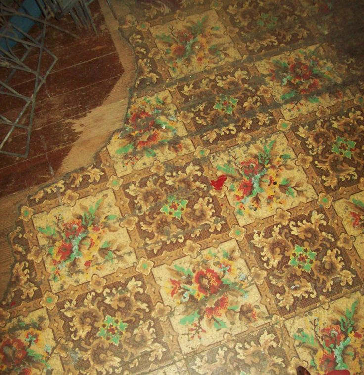 17 best linoleum images on pinterest linoleum flooring for Vintage look linoleum flooring