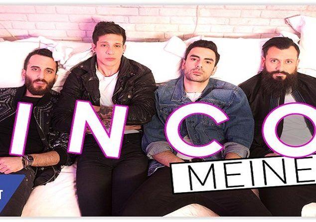 Inco – Μείνε // Νέο single & video clip από την ποπ-ροκ Eλληνική μπάντα! «Μείνε», το πρώτο τους τραγούδι στα Eλληνικά....