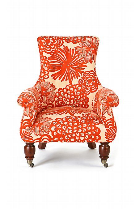 Anthropologie doesn't carry this chair anymore, but I still want it.