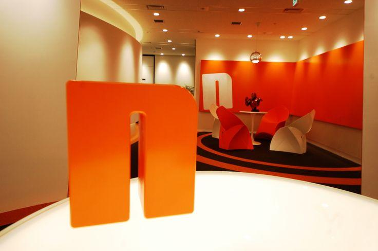 SFの世界観を表現したオフィス|オフィスデザイン事例|デザイナーズオフィスのヴィス