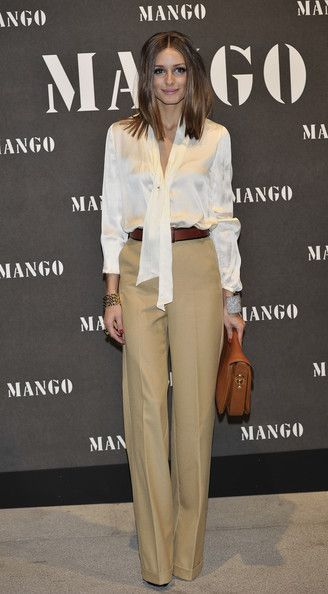 Mango - Style Crush: Olivia Palermo  - Photos