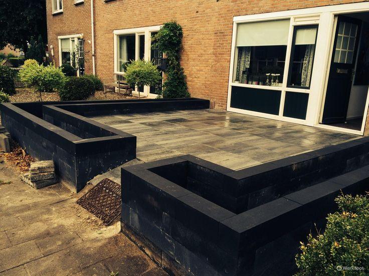 Meer dan 1000 idee n over tuin opslag op pinterest dek doos openhaard scherm en patio - Opslag terras ...