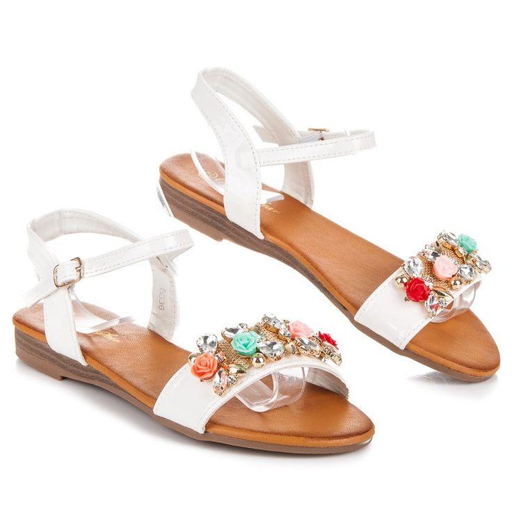 Letná dámska obuv 5836W