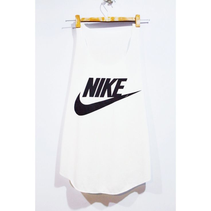 Nike Tank Top Sport Woman White Cream T-Shirt Tee Shirt Singlet Vest BUY 2 GET 1 FREE by pingypearshop on Etsy https://www.etsy.com/listing/208238954/nike-tank-top-sport-woman-white-cream-t