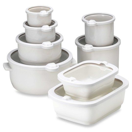 7 Extra Large Food Storage Containers For Make Ahead Meals