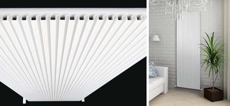 The RIGONE radiator.