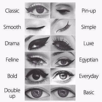 Different liner shape. Perfect.