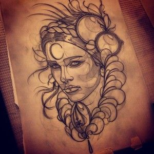 84 best neo traditional images on pinterest tattoo for Empire ink tattoo