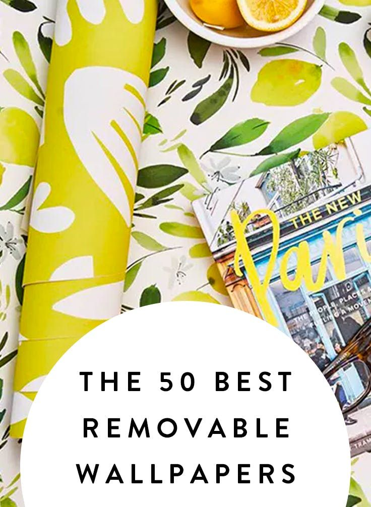 Best The 50 Best Removable Wallpapers That Will Update Any 400 x 300