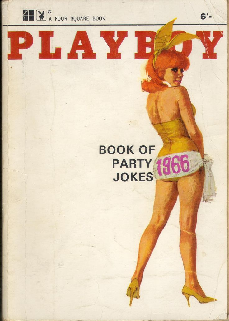 1966 Playboy's party jokes (Four square books): Amazon.co.uk: Books