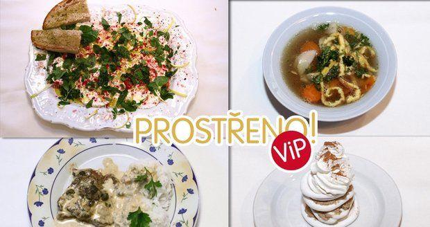 Vyzkoušejte osvědčené recepty populárních hvězd českého šoubyznysu.