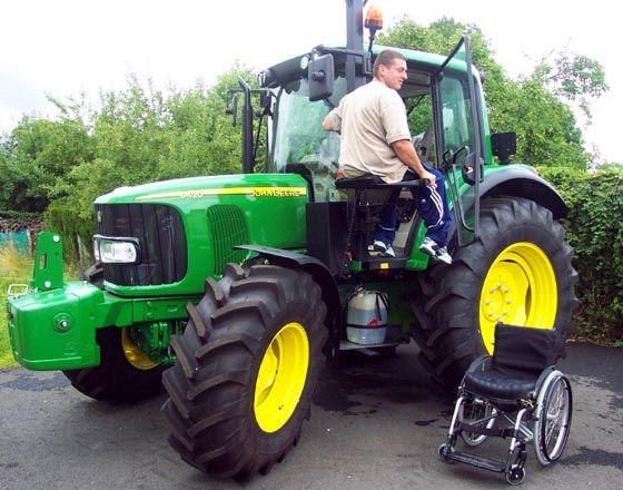 Handi Tracteur