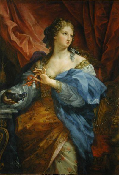 Carlo Maratta (1625-1713) - Cleopatra, 1693-95