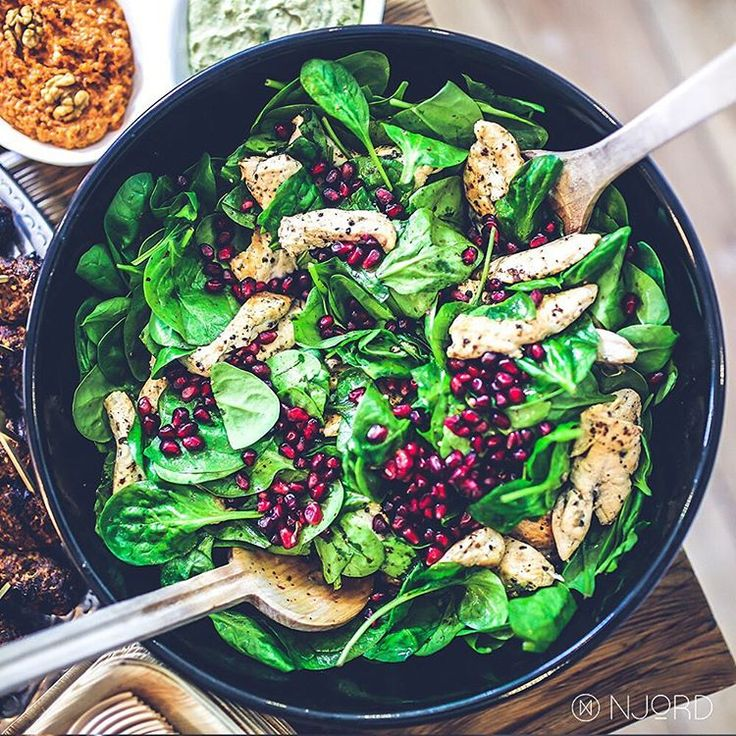 Green leafy vegetables are an abundant source of vitamin K1. A vitamin you don't hear too much of, but vitamin K1 is very important in maintaining healthy bones and is essential for cardiovascular health. We believe this calls for a tasty green salad!