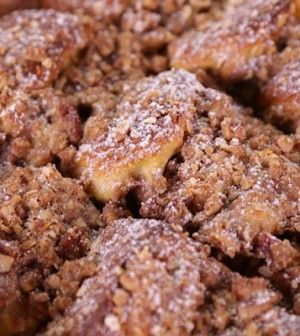 Clinton Kelly Cinnamon Sugar Casserole - Chew Recipes